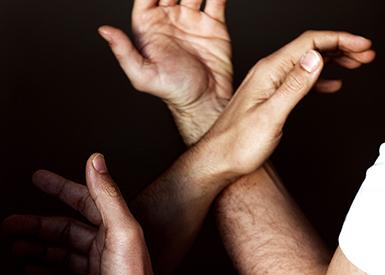 PUSH HANDS